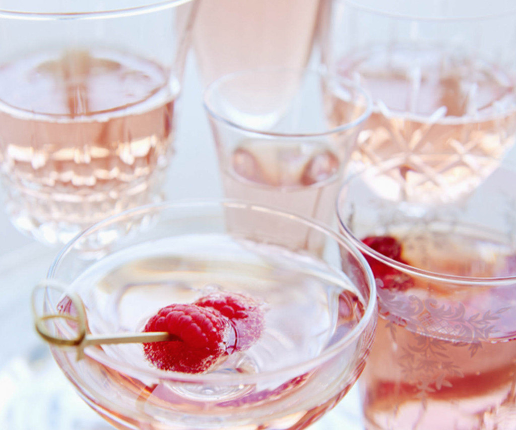 rose-wine-champagne-glasses-tableware-stocksy-main